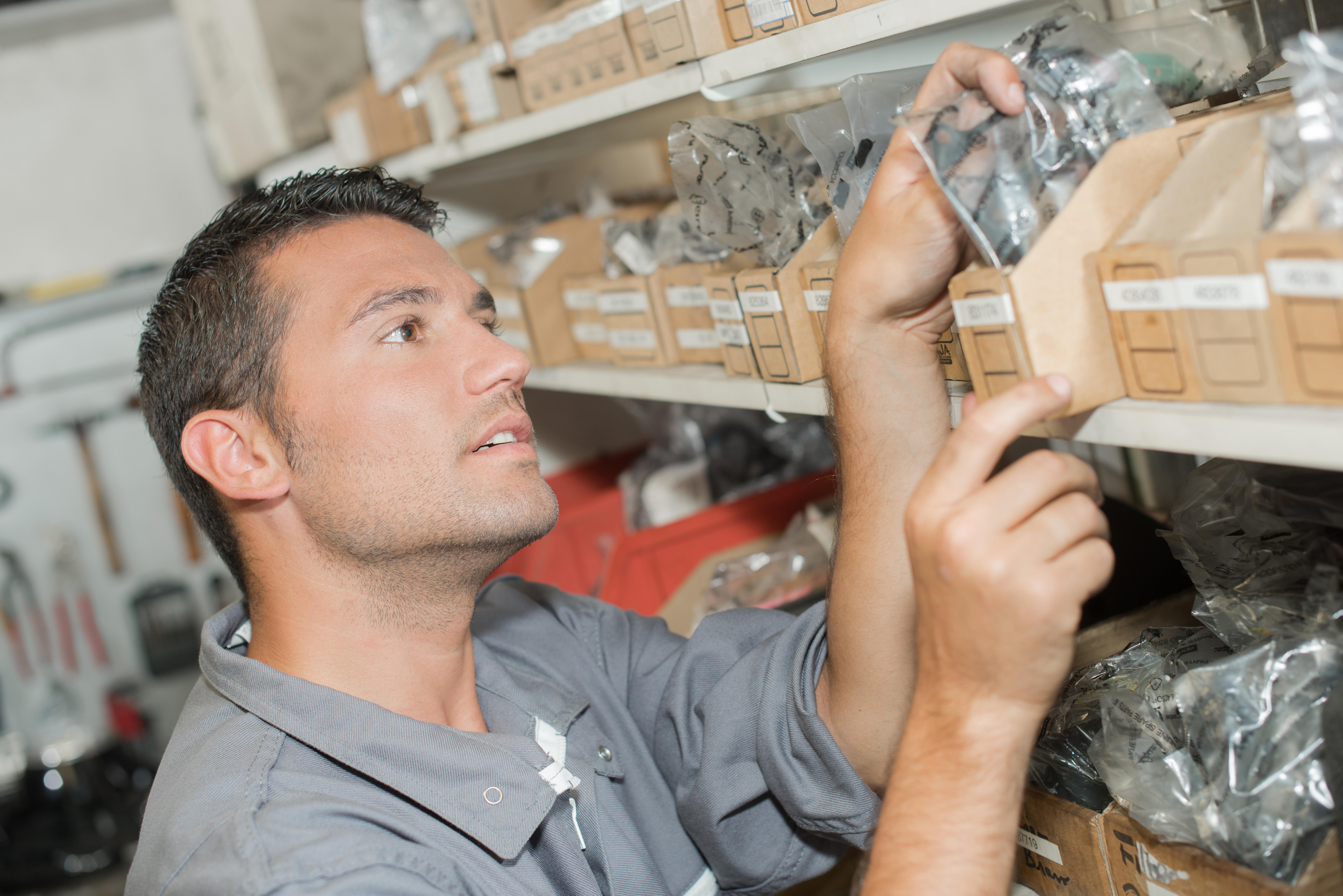 critical spare parts management - GP MaTe