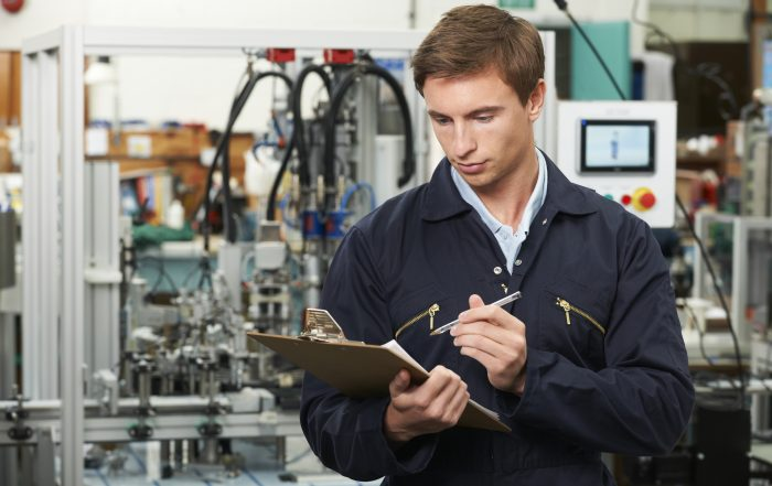 managing spare parts inventory -- gp mate