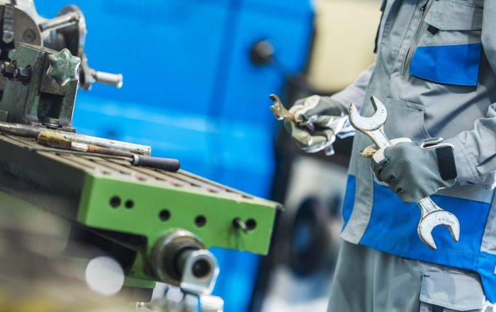 factory maintenance software -- GP MaTe